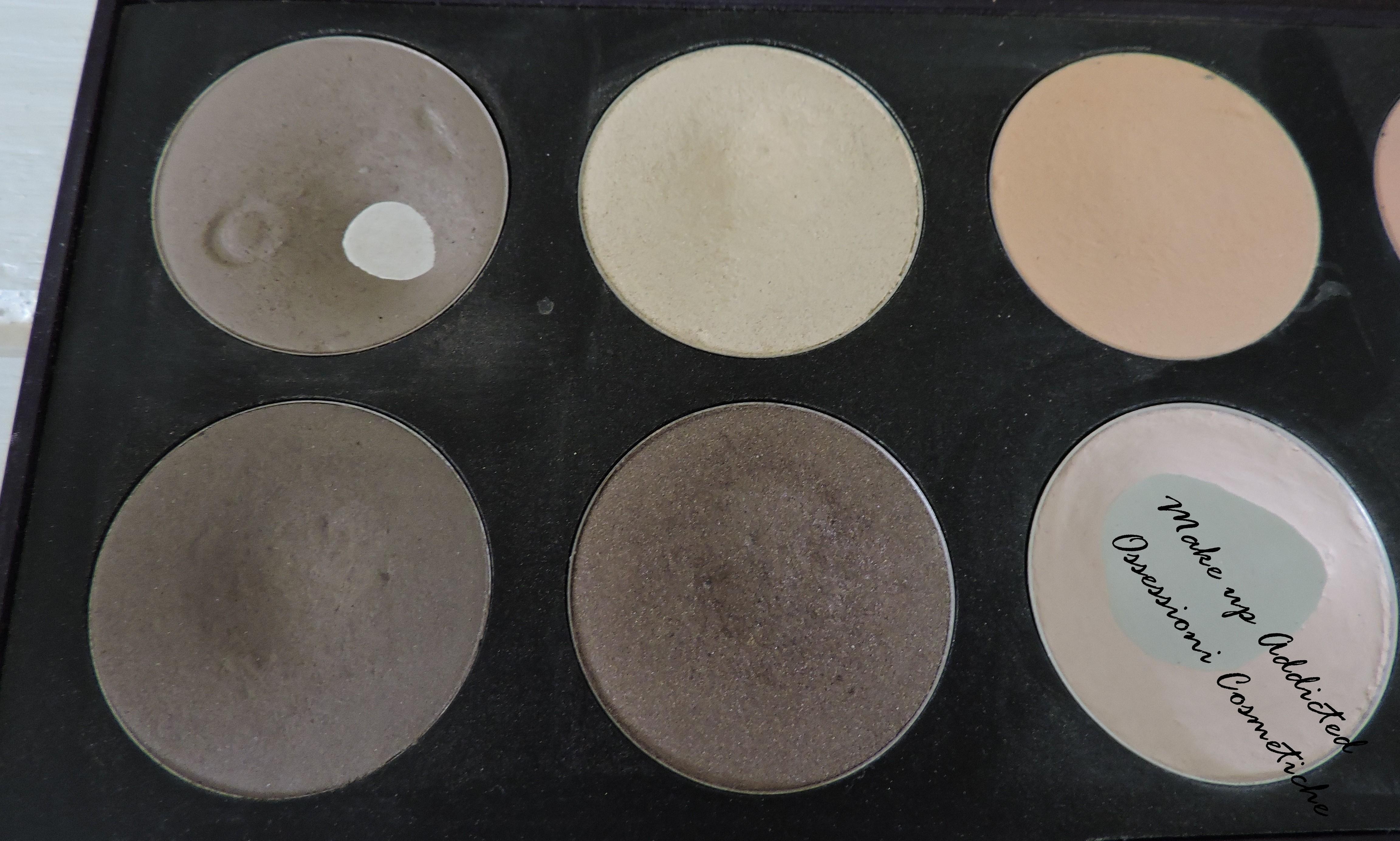 palette neve cosmetics