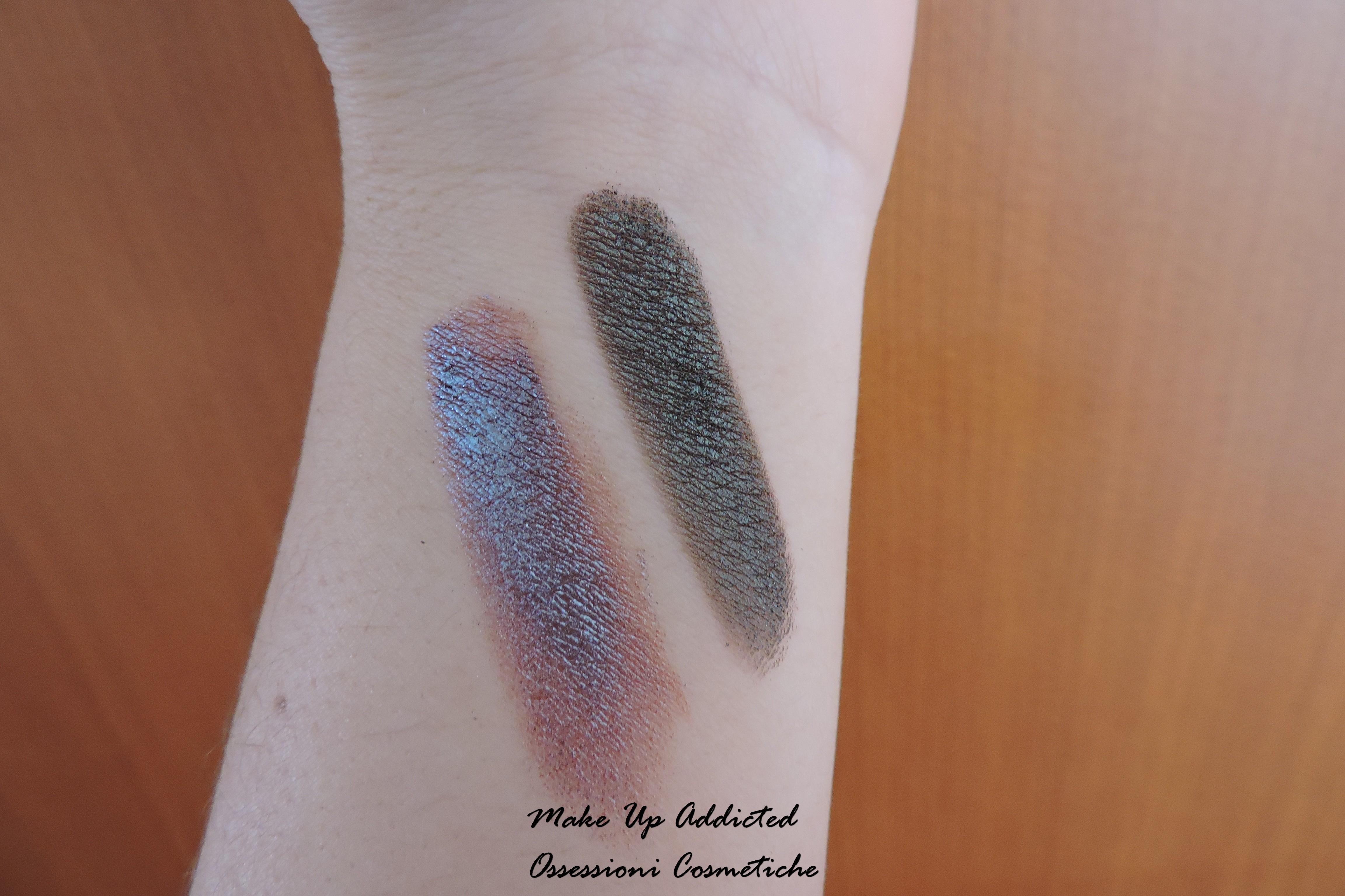 Mac Blue Brown Vs. Neve Cosmetics