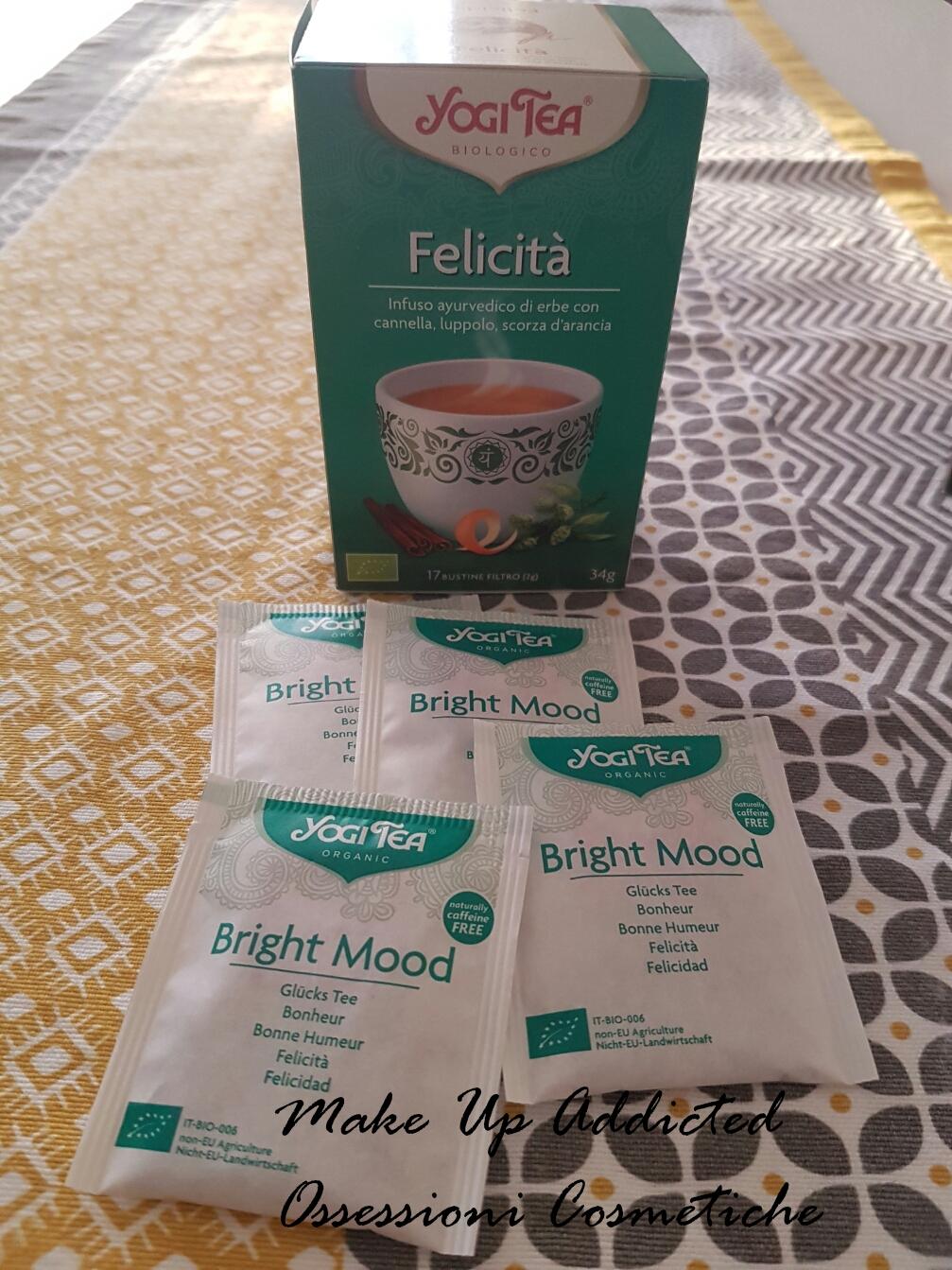 tisana della felicità yogi tea