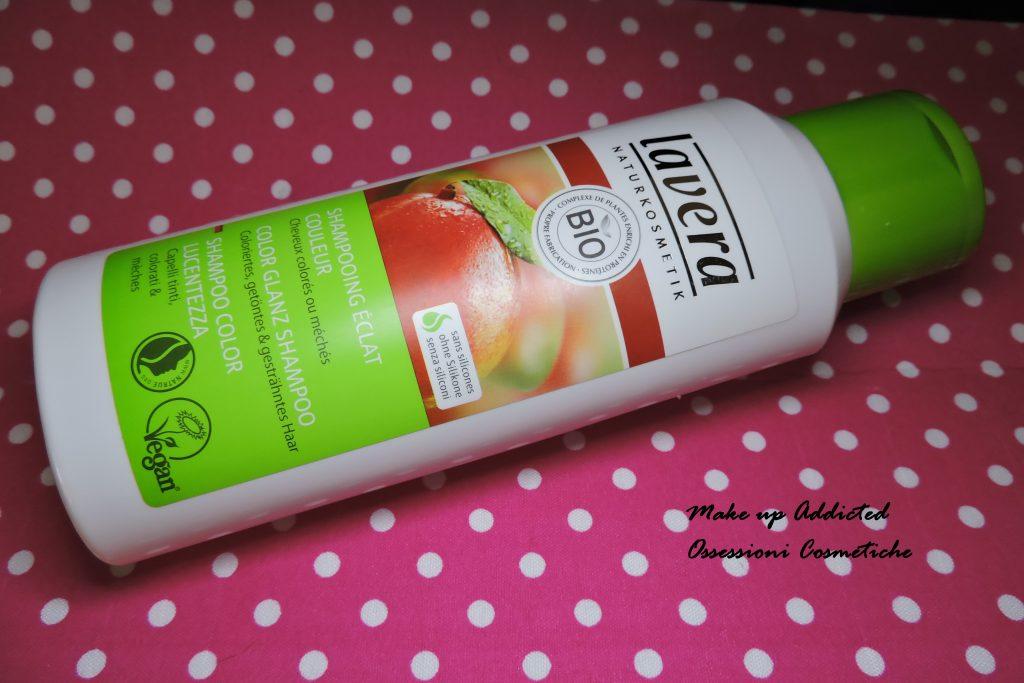 shampoo lavera