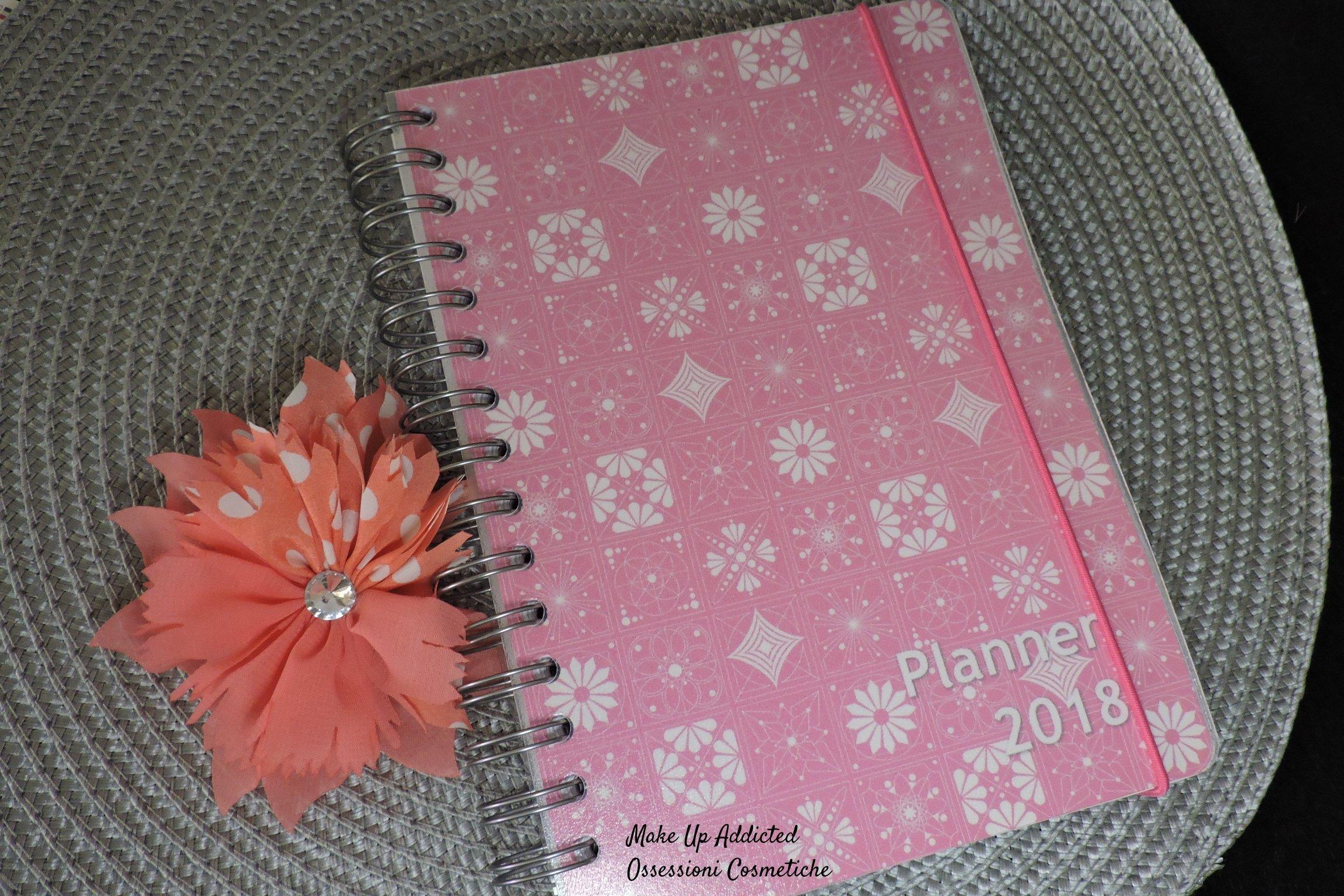 agenda personalizzata my personal planner