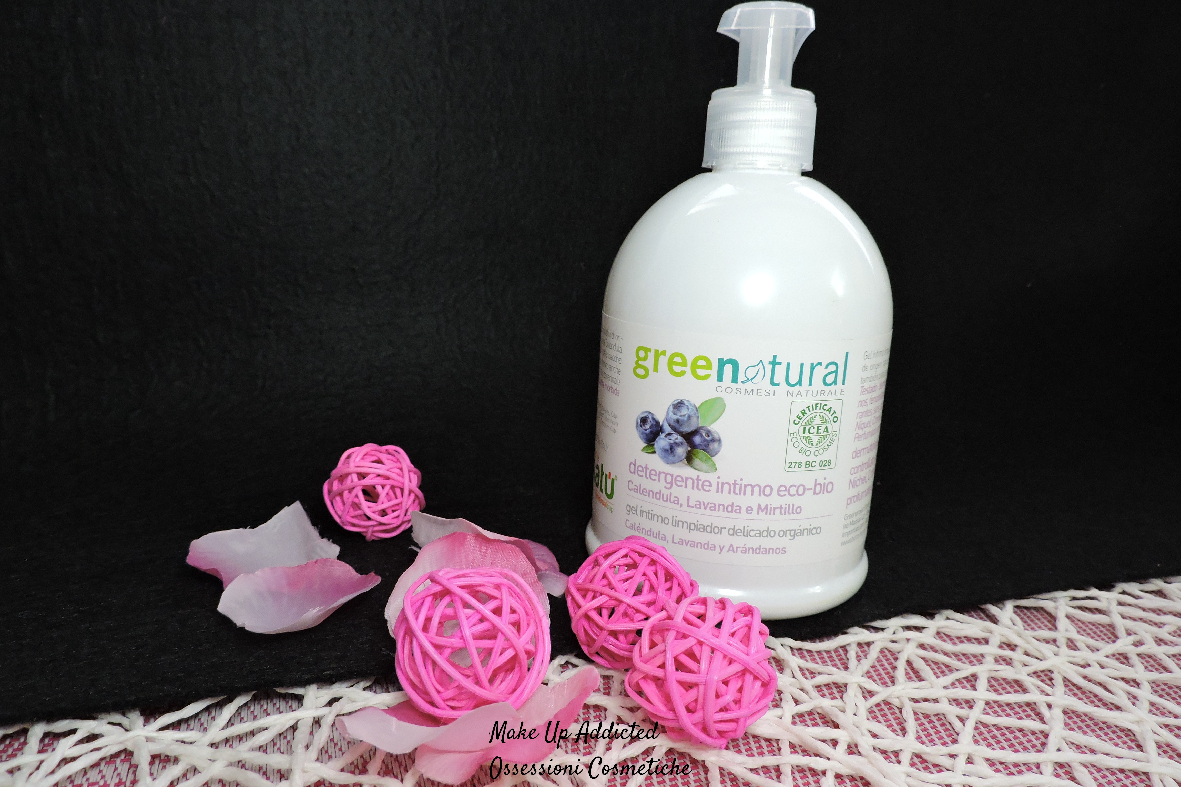Recensione Detergente Intimo Green Natural