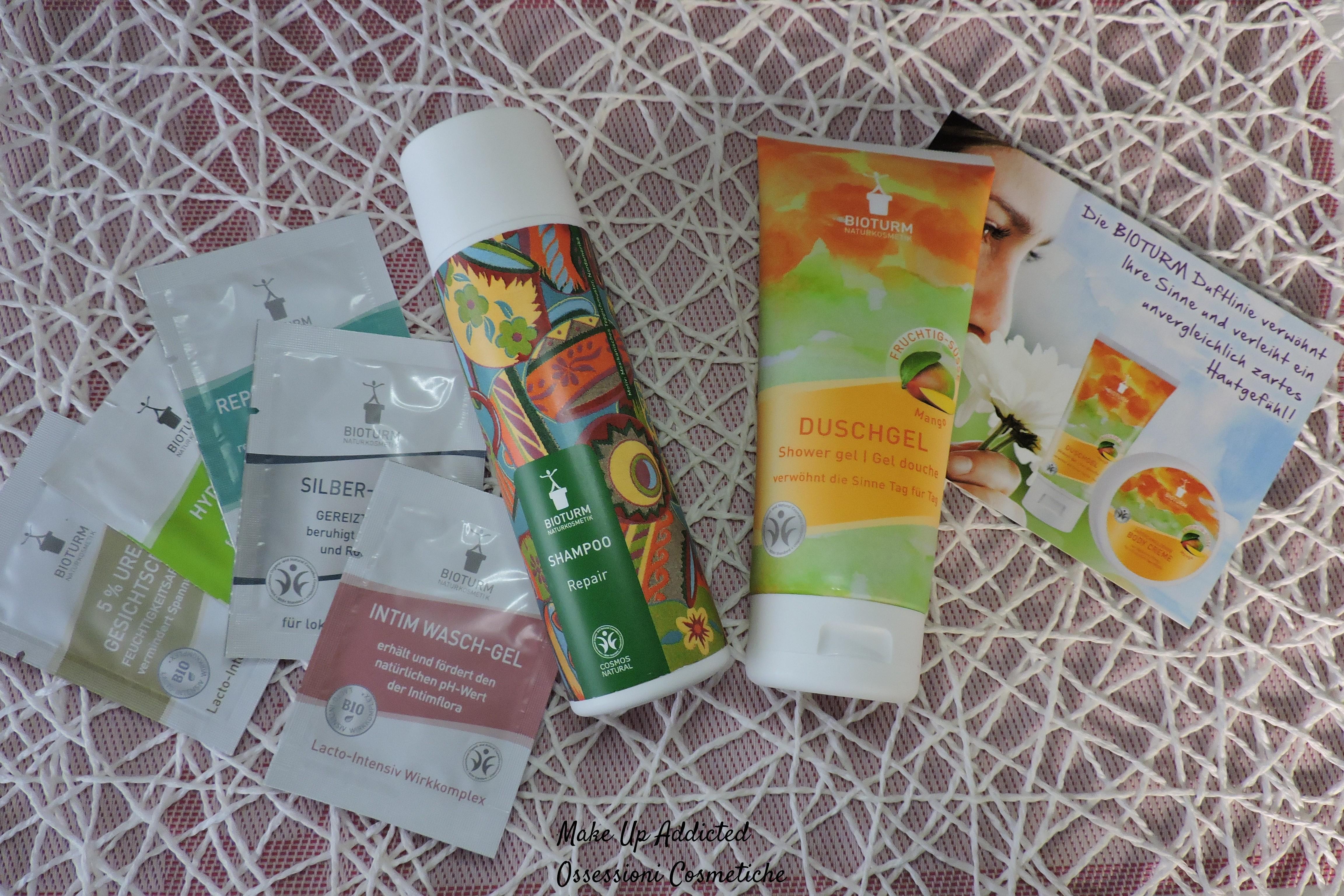 bioturm shampoo e doccia gel