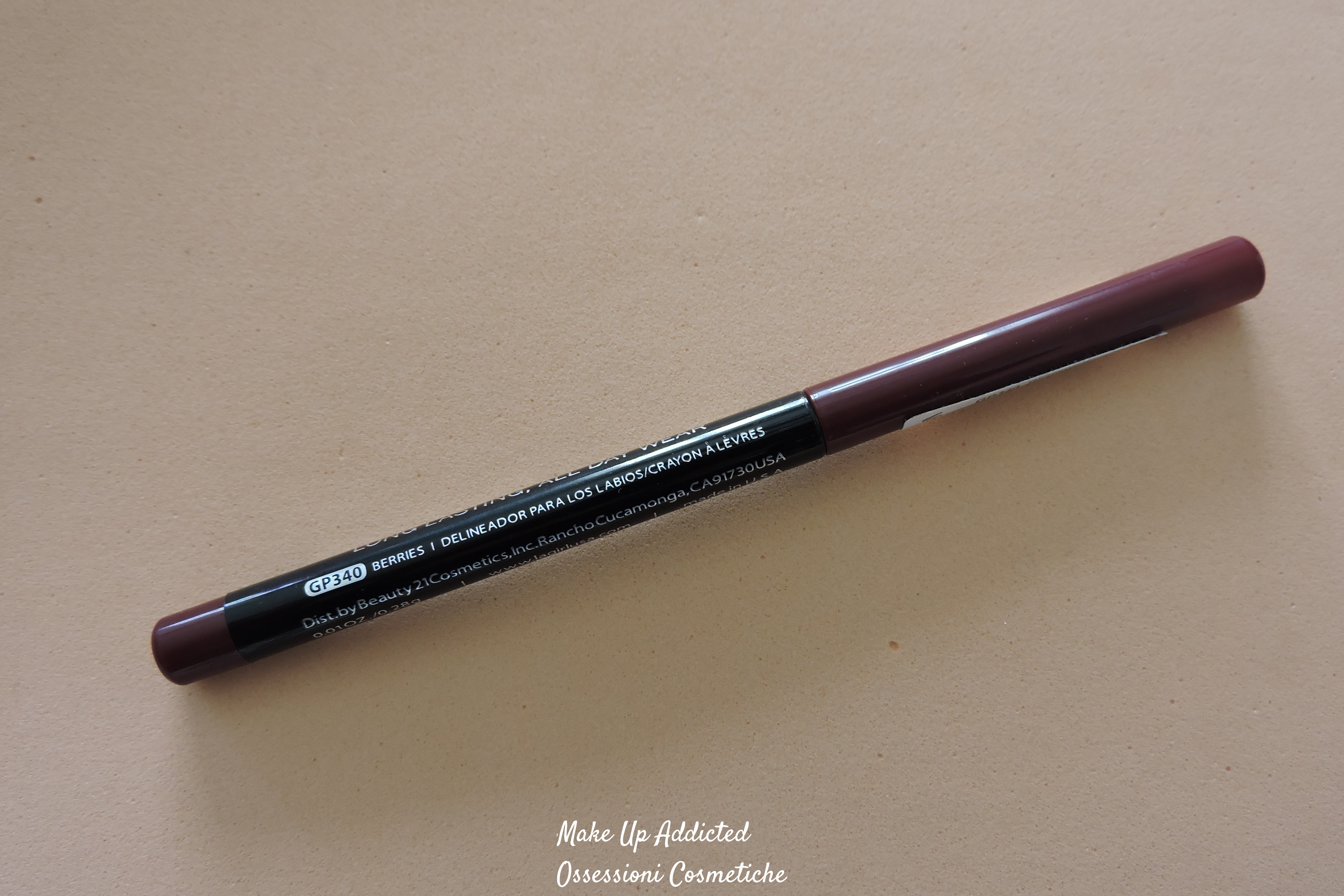 matita labbra l.a. girl