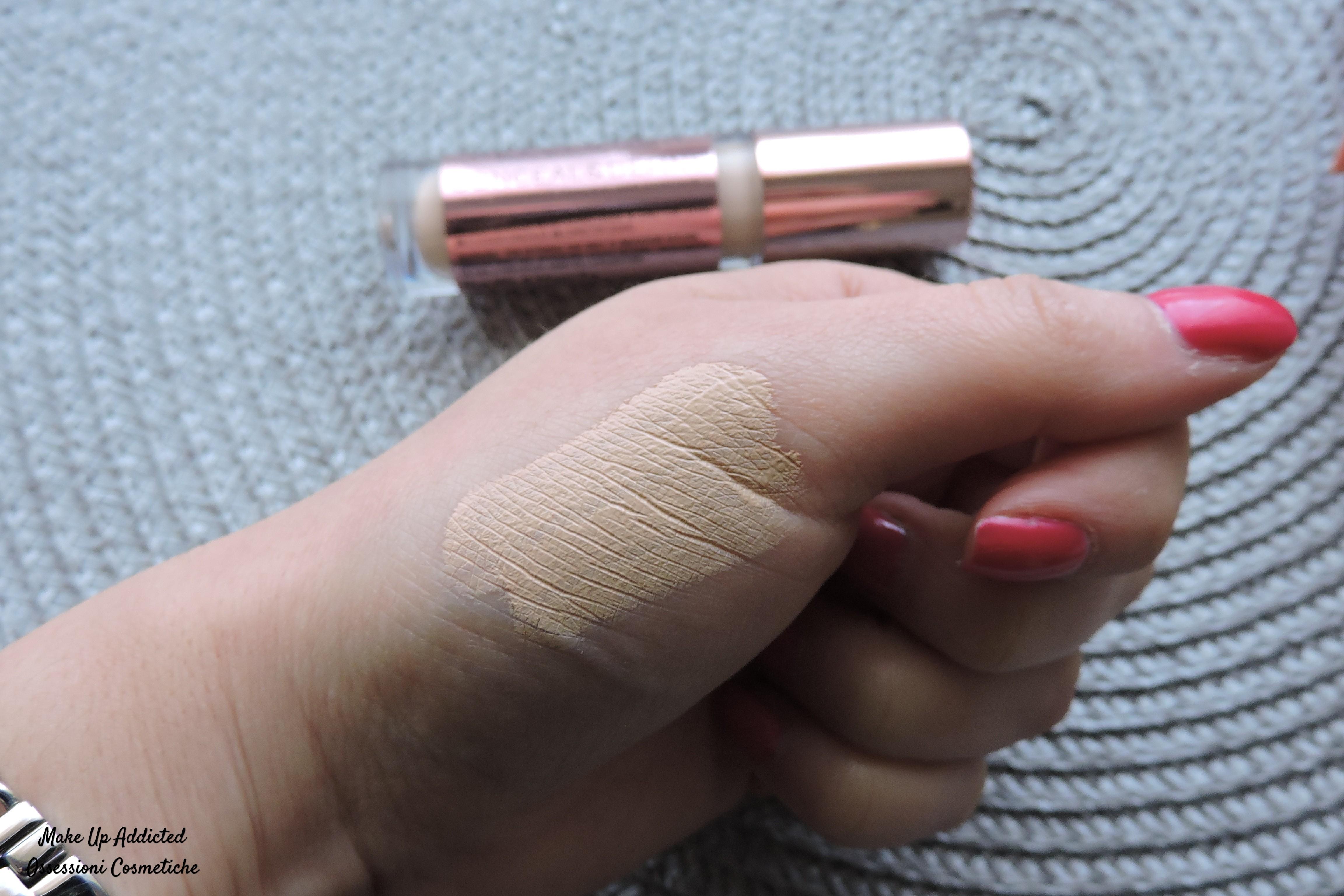 conceal and define make up revolution c6