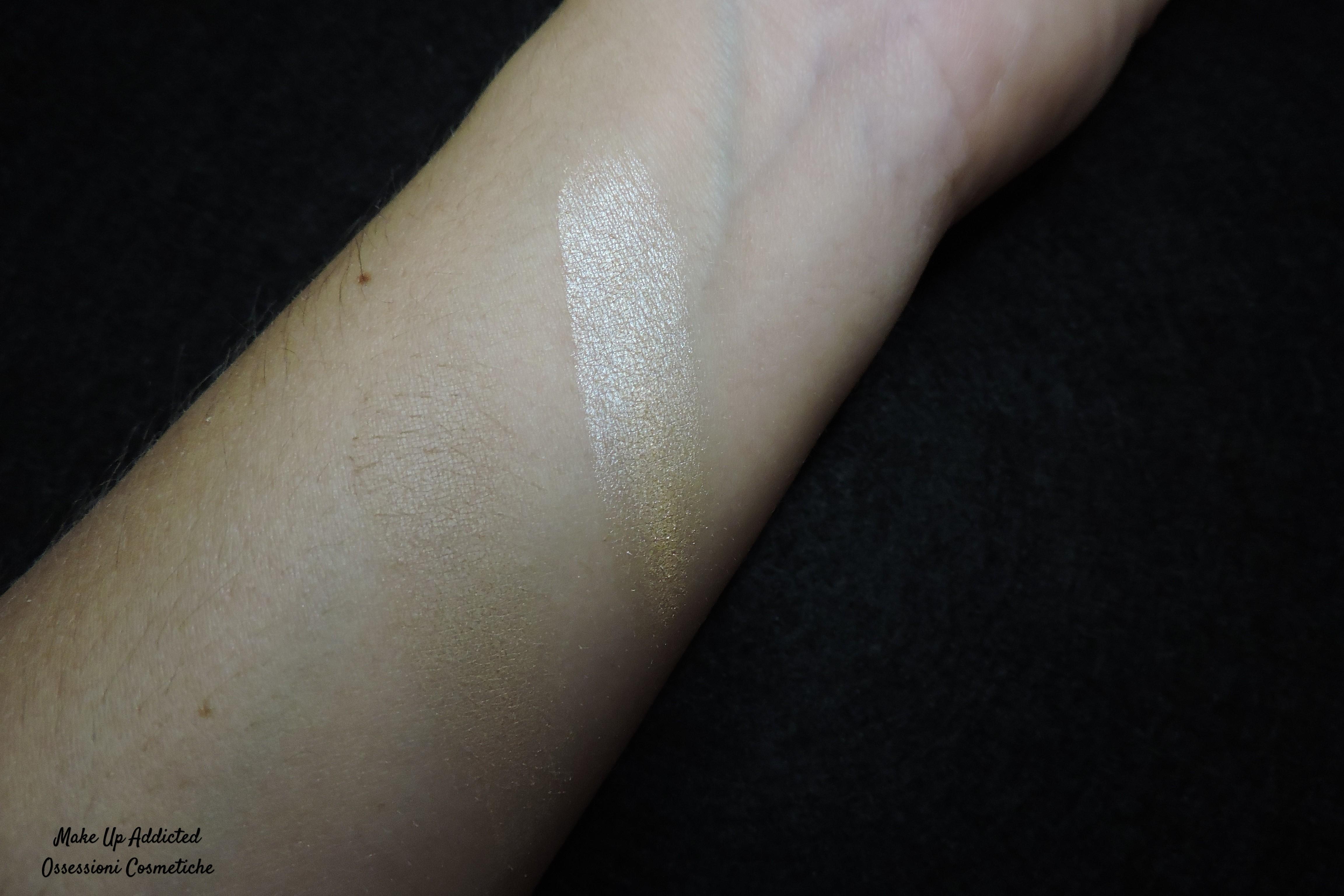 la mini palette I Heart Makeup Bronze and Glow Duo.