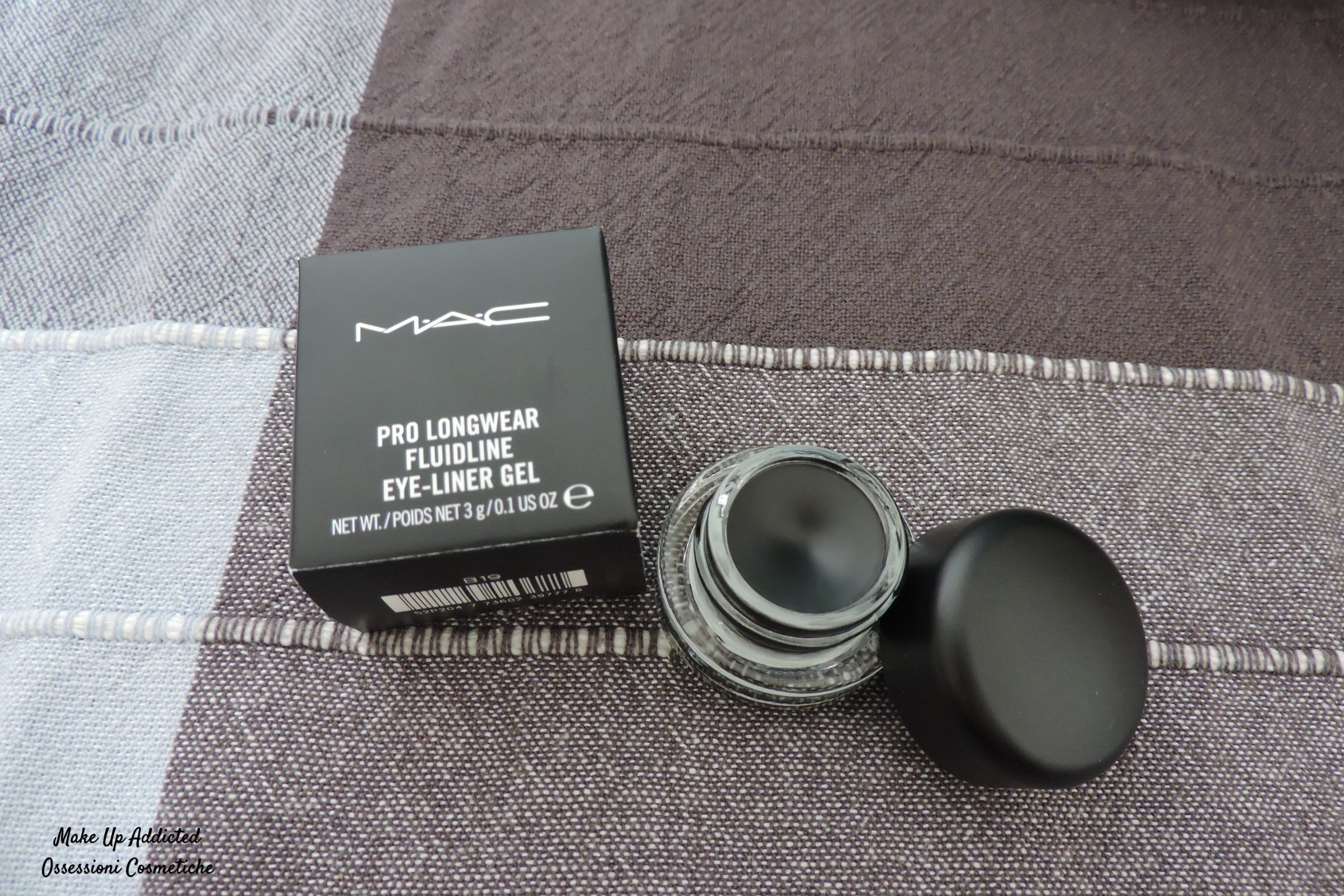 mac eyeliner in gel