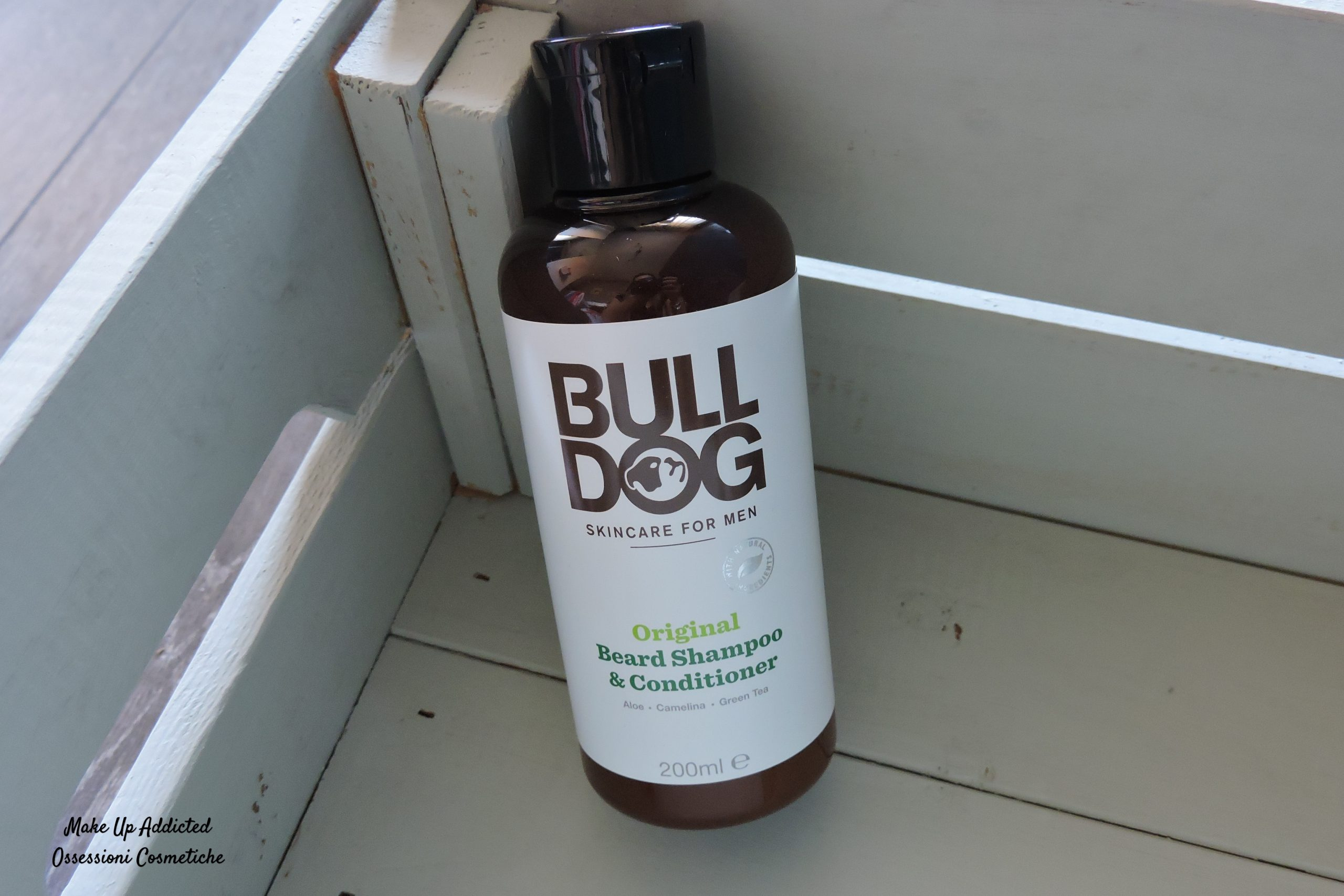 shampoo barba bull dog